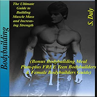 Bodybuilding cover art