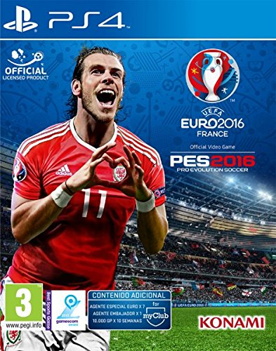 Pro Evolution Soccer (PES) UEFA Euro France 2016 - [Edizione: Spagna]