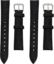 Hemobllo 2pcs Watch Band Adjustable Leather Watch Strap Strech Wristband Watch Bracelet Replacement for Men Women