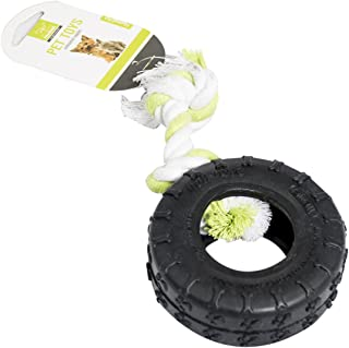 HOUZE Pet Toys Plastic Wheel, Small