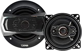 """DS18 SLC-N4X 4"""" 140W 4-Way Coaxial Speaker - Two Speakers Included"""