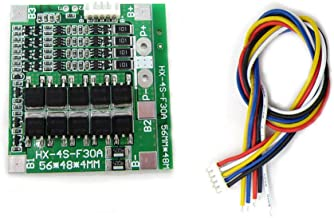 Coolfuy 4S 30A 14.8V PCB BMS Protection Board Li-ion Lithium Battery Charger Lipo Cell Module