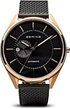 Bering Men's Analogue Automatic Watch with Stainless Steel Strap 16243-166