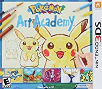 Pokemon Art Academy [並行輸入品]