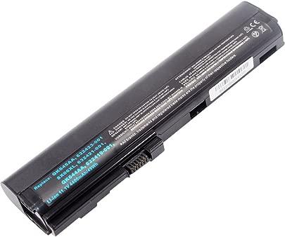 RayWEE Laptop-Batterie f r HP EliteBook 2560p EliteBook 2570p Series 463309-241 632015-222 632015-542 632423-001 HSTNN-C48C HSTNN-C49C HSTNN-DB2L HSTNN-DB2M HSTNN-I08C HSTNN-I92C HSTNN-UB2K SX06 SX09 Schätzpreis : 19,99 €