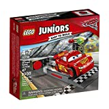 LEGO Juniors Lightning McQueen Speed Launcher