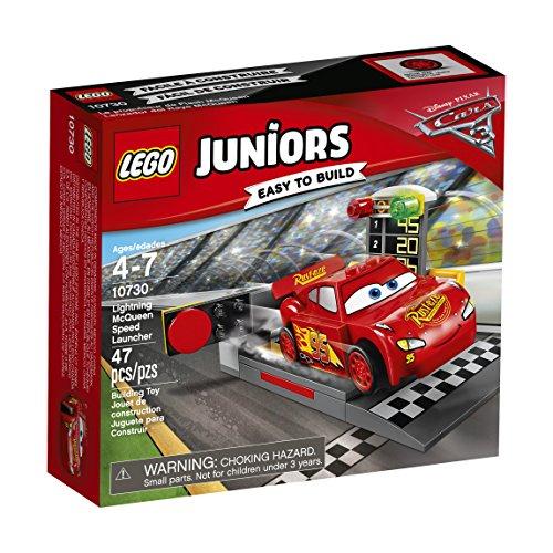 LEGO Juniors Lightning McQueen Speed Launcher 10730 Building Kit