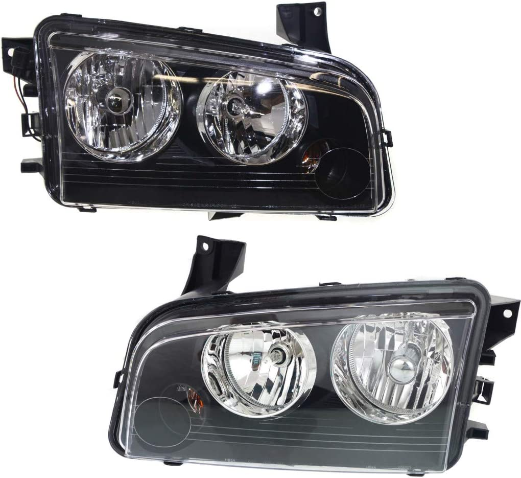 For Dodge Charger National uniform free shipping Headlight Assembly 2006 Superior 2007 2008 Pa 2010 2009
