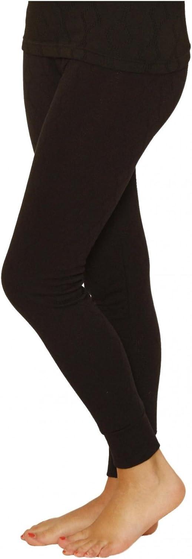 Octave 6 Pack Womens Thermal Underwear Long Jane/Leggings/Long Johns
