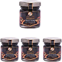 AL MALAKY 100% Pure Honey, Natural Sider Honey, Boost Metabolism, Power Honey for Men - 50g (4 Pieces)