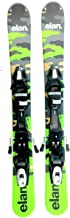 Elan Freeride Skiboards 99cm Snowblades w. Elan Release Bindings