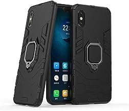 Cocomii Black Panther Ring Xiaomi Mi 8 Pro Case, Slim Thin Matte Vertical & Horizontal Kickstand Ring Grip Reinforced Drop...