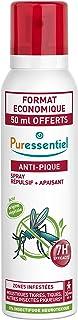 Puressentiel - Anti Pique - Spray Répulsif et Apaisant - Zone infestées tempérées et tropicales - Actif 100% d'origine nat...