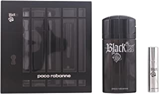 PACO RABANNE XS CASE BLACK MEN EDT SPRAY 100 ML + 10 ML GIFT