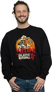 Vincent Trinidad Girls Red Galactic Marshall II Sweatshirt