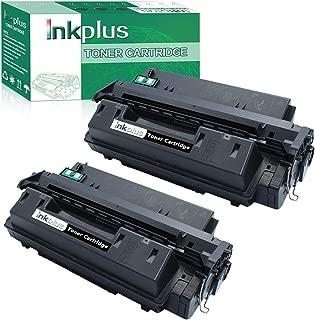 InkPlus Compatible Q2475A Toner Cartridge Replacement for Laserjet 2300dn Printer Toner Cartridge,Black(2 Pack).