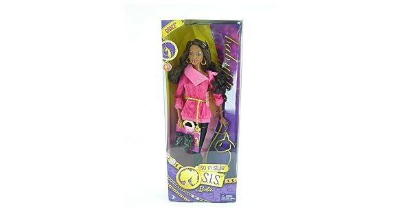 Barbie So in Style Baby Phat Grace Doll Mattel X7923