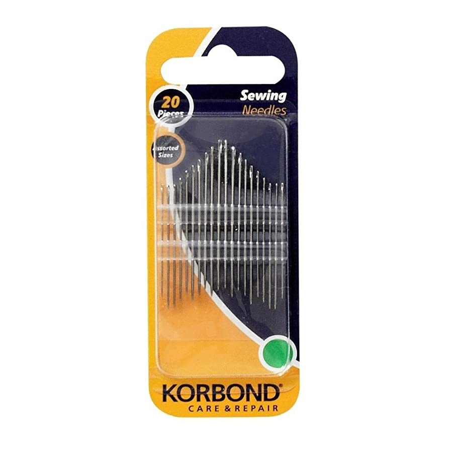 Pack Of 20 Sewing Needles