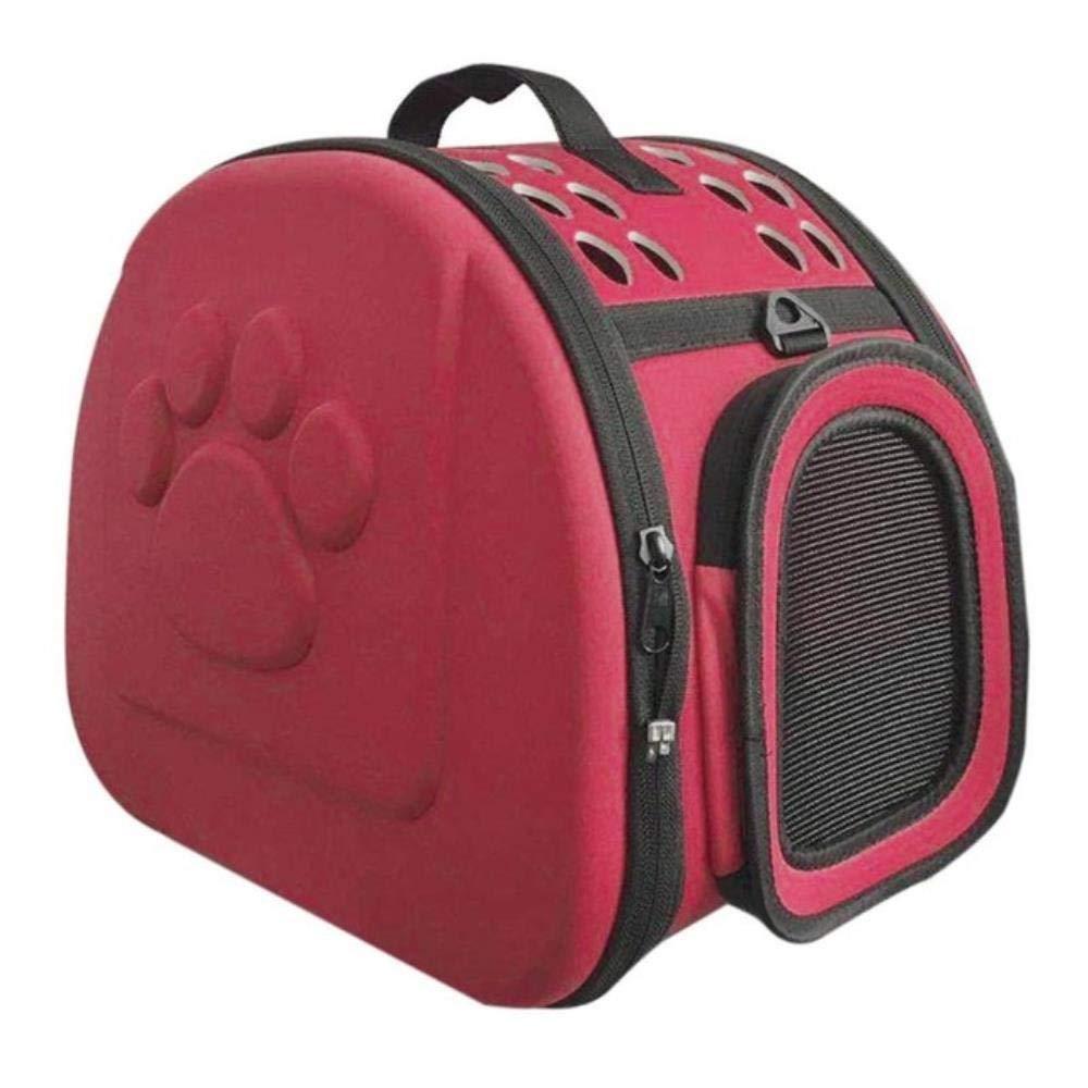 Porta Mascotas Mochilas Bolsos Bolsa De Transporte Para Mascotas Para Perros Portátiles Jaula Plegable Para Gatos Bolsa Plegable Para Cajas Bolsa De Transporte De Plástico Bolsa De Transporte Para Dro: Amazon.es: Productos