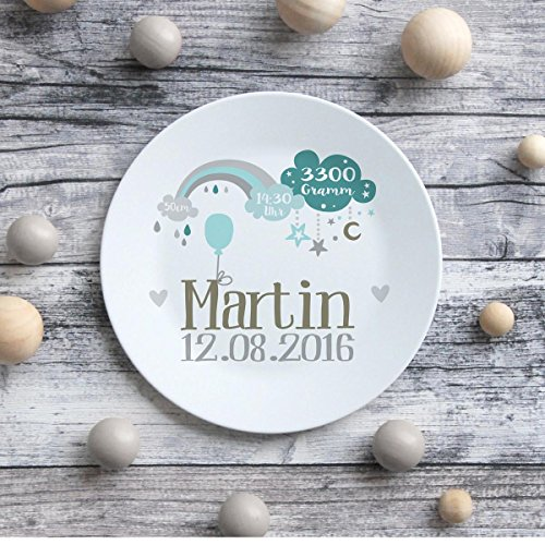 Teller Kinderteller Melaminteller Kunststoffteller Martin