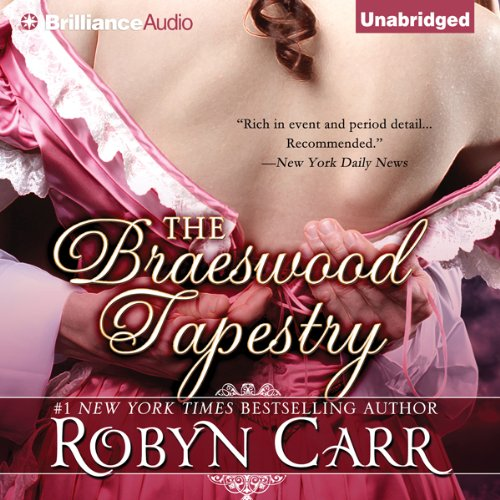 The Braeswood Tapestry audiobook cover art