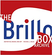 The Brillo Box Archive: Aesthetics, Design, and Art (Interfaces: Studies in Visual Culture)