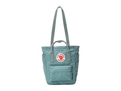 Fjallraven Kanken Totepack Mini (Frost Green) Tote Handbags