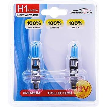 FORD Xenon Upgrade Headlight Bulbs H1 FOG LAMP Supreme white Light 448 55w