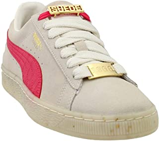 PUMA Womens Suede Classic Bboy Fab Leather Low Top Lace Up Fashion Sneakers US