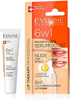 EVELINE lip THERAPY 6IN1 CARE&COLOUR TINT NUDE(1098)