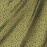 RADANYA Musik Printed Cotton Cambric Stoff von der Werft