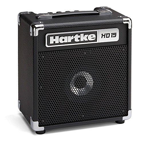 Hartke HD15 6.5インチHyDriveスピーカー搭載 ベース・コンボアンプ 【国内正規品】