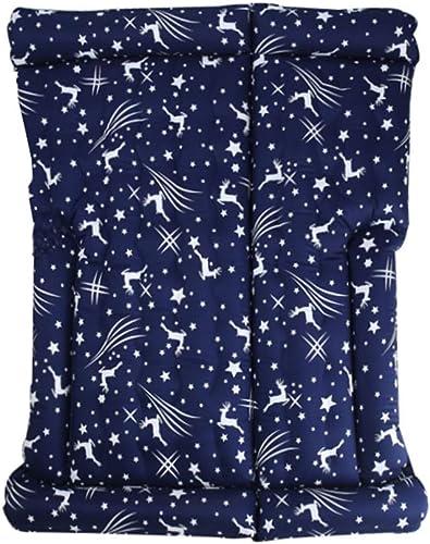 BAIJ Couverture Gonflable de siège de lit de Voyage de Matelas d'air de Voiture de SUV Universel avec Le lit de Voyage de Voiture d'accessoires d'auto pour Les Voyages de Camping en Plein air,Flower