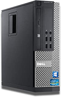 Dell Optiplex Intel I5-2400 Quad Core I5 8 GB De Ram 240 GB Ssd + HDD De 500 GB Wi-Fi Windows 10 Pc De Escritorio del Orde...
