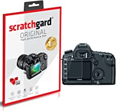 Canon EOS 5d Mark II Scratchgard Original Anti-Bubble & Anti-Fingerprint High Definition (HD) Clear Premium PET Screen Pro...