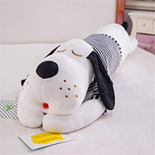 Dog Plush Toy Cute Dog Doll Pillow to Send Girls Birthday Gift (style2,110cm)