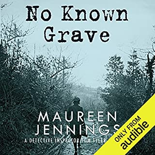 No Known Grave audiobook cover art