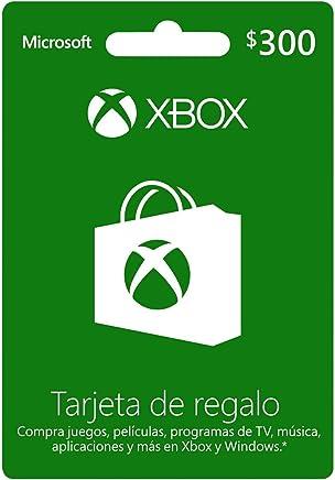 Microsoft Game Studios Xbox Live - 300 MXN - Xbox One Standard Edition