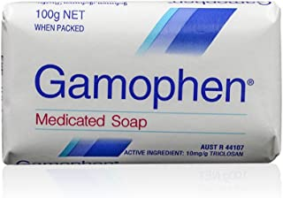Gamophen Medicated Soap 100g. (3 Pack)