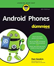 Android Phones For Dummies (For Dummies (Lifestyle))