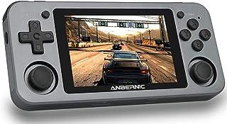 Anbernic RG351M Consoles de Jeux Portables , Console de Jeux Retro Open Source System , 3.5 Pouces IPS écran Free with 64G...