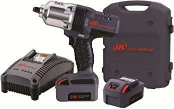 Ingersoll Rand W7150-K2 1/2-Inch High-Torque Impactool, Charger, 2 Li-ion Batteries and Case Kit