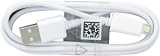 Samsung ECB-DU4AWE USB White Mobile Phone Cable Mobile Phone 1m Micro USB Cables