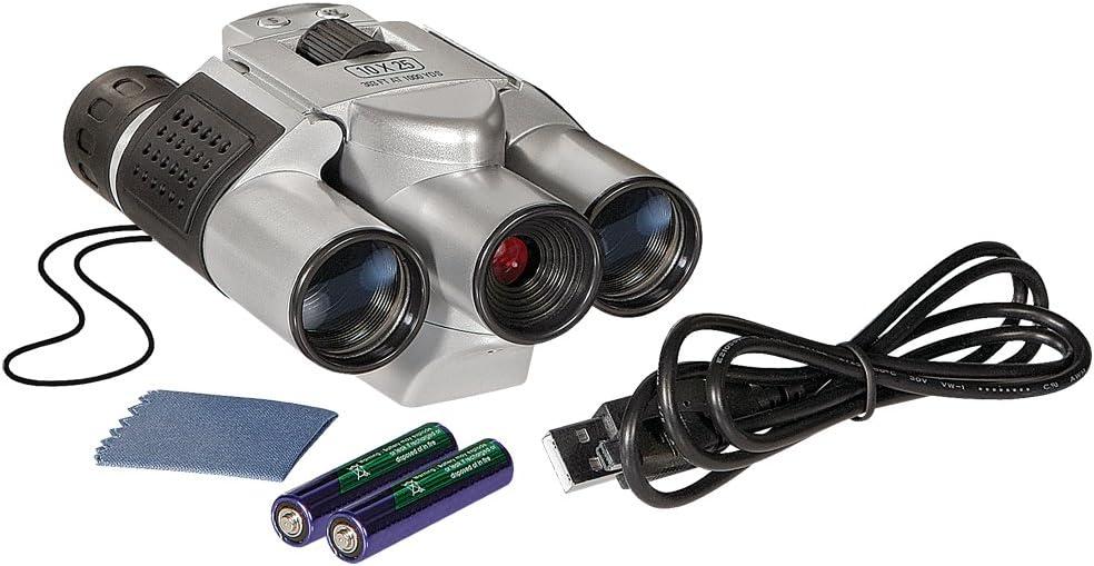 Emerson 10x25 Digital Binoculars Topics on TV Cheap bargain Camera