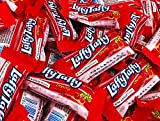 Wonka Laffy Taffy Cherry Flavor (Pack of 2 Pounds)