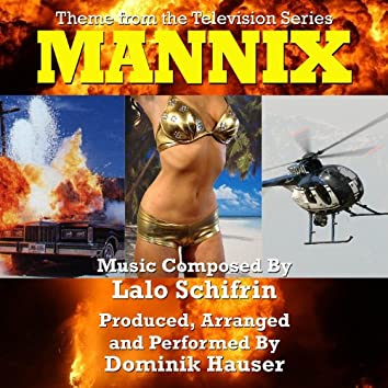 Mannix- Theme From The Television Series (Lalo Schifrin)