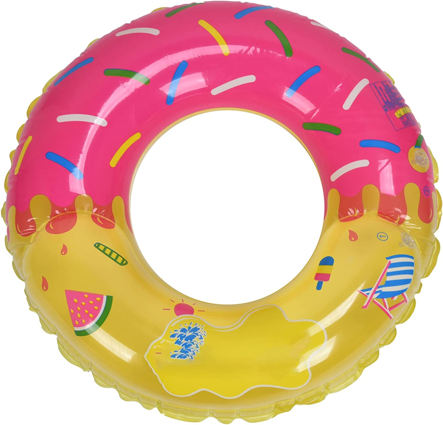 URRNDD Weekly update Swimming depot Ring PVC Swim Children Colorful Inflatable