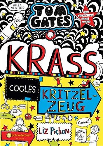 Tom Gates : Krass cooles Kritzelzeug