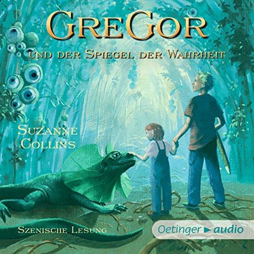Gregor und der Spiegel der Wahrheit Titelbild