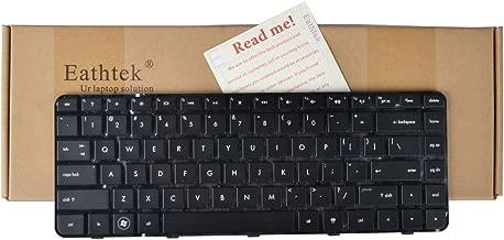 Eathtek Replacement Keyboard with Backlit and Frame for HP Pavilion DM4-2000 DM4-2015DX DM4-2100 DM4-2033CL DM4-2070US Series Black US Layout